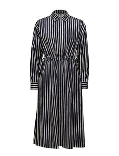 Boho Fashion, Fashion Outfits, Marimekko, Business Outfits, Shirt Dress, Dark Blue, Shirts, Clothes, Clothing Ideas