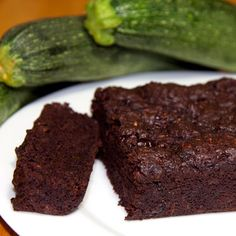 Vegan Chocolate Cranberry Zucchini Bread.  Great way to trick kids into eating their veggies ;)