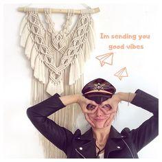 """Polubienia: 157, komentarze: 21 – Macrame life with passion (@makrama_zycie_z_pasja) na Instagramie: """"Po tym doświadczeniu ze słoikami zdecydowanie coś mi w głowie zawibrowało 🤪 Pięknej soboty cudowni…"""" Macrame, T Shirts For Women, Modern, Instagram, Tops, Fashion, Moda, Trendy Tree, La Mode"""