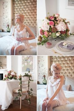 A Beautiful Elizabeth Messina Inspired Boudoir shoot at the George Hotel in Rye | Rock My Wedding