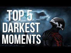 Kingdom Hearts - Top 5 Darkest Moments - YouTube