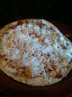 bbq chicken pizza south beach diet