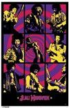 Poster:Rock-Jimi Hendrix Purple Haze