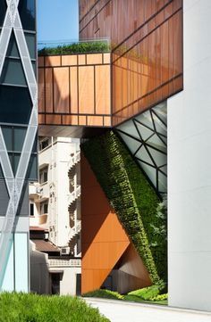 48 North Canal Road by WOHA I Like Architecture