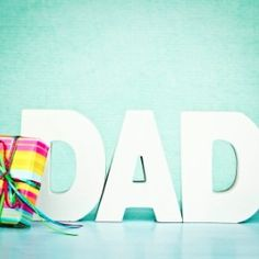 Gifts for Dad | The List: 16 Great Father's Day Gifts get letters from hobby lobby and paint