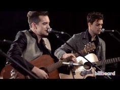 "Panic! At The Disco - ""Miss Jackson"" LIVE Billboard Studio Session - YouTube"