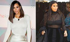 La dieta con la que Kim Kardashian recuperó su figura