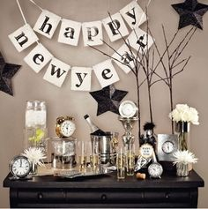 happy new year bar