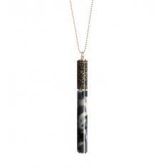 FHH Cigarette Charm Necklace - Crazy Confetti Set