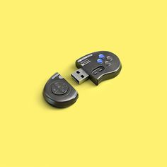 850f5af47ab4 Cool USB Sticks That Look Like Vintage Gaming Consoles