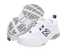 New Balance WX608v3 White/Navy - Zappos.com Free Shipping BOTH Ways