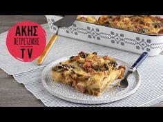 Σουφλέ με 4 τυριά Επ. 32 | Kitchen Lab TV | Άκης Πετρετζίκης - YouTube