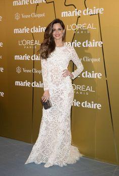 Ariadne Artiles attends 'Marie Claire Prix de la Moda' 2013 at the French Ambassador residence on November 21 2013 in Madrid Spain