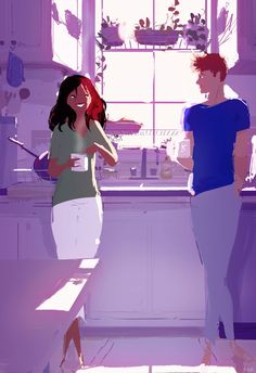 The day after by PascalCampion