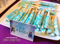 Disney Frozen Party Food