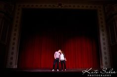 Adrian Crosswell Opera House engagement session! #katesalerphotography #adrian #adrianphotographer #crosswelloperahouse #theaterengagementsession WWW.KATESALERPHOTOGRAPHY.COM