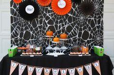 Kalinka Carvalho- Blog - Como organizar uma festa de halloween?