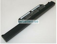 Köpa helt nya ASUS X53S batteri, 14.4V 2600mAh 37Wh original laptop batterier http://sebatteri.se/