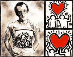 Keith Haring by Gaia Alari [Marie-Esther]
