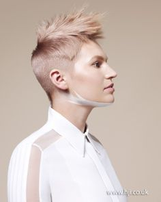Mark Hayes BHA Hairdresser of the Year Nominee 2013