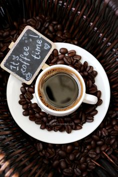 It's #coffee time! :)