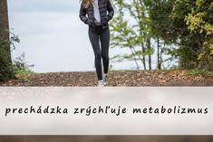 Ako zrýchliť metabolizmus - DoktorSlim