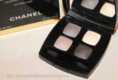Most amazing eyeshadow quad ever... Prelude by Chanel. It's perfect for everything from going to the office to nights out.