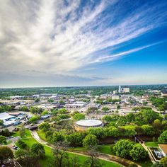 #denton civic center morning after a stormy night #afterthestorm #allthingsofbeauty_ #dji #landscape #cloudscape . . . . #clouds #drone #phantom3 #dronekoning #dronestagram #awesome_earthpix #chasinglight #cloudsoftheday #cloudart #cloudlovers #dji_world #dronepointofview #dronefly #dronehub #igdroneshots #dentontx #viewfromabove #drones.eye #dailydrones #bestdroneshots #godrones