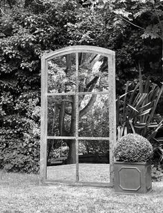 Slow Arch architectural mirror from the Aldgate Home collection