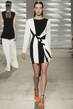 Thakoon Spring 2015 RTW – Runway – Vogue #nyfw #style
