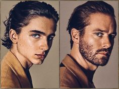 Timothee Chalamet & Armie Hammer - Call Me by Your Name 2017 Beautiful Boys, Pretty Boys, Timmy T, Raining Men, About Time Movie, Cute Guys, Call Me, Male Models, Pretty People