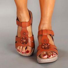 f5e92795cbf8 Sandals1225 – Page 10 – sheinlook. Christol Brown · Cute shoes · Beach  Sandals