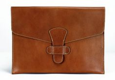 Frank Clegg - quality leather goods  - iPad sleeve