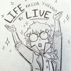 I think we can agree this is the  best Percy one-liner  By @Megmccmuffins