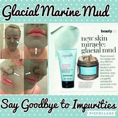 Nuskin mud mask : Order Now Cosmetic & Anti Ageing Products MSG ME!,Here or Fabook:Laura Bukenhofer or Renewed youth by Laura. Beauty Box, Beauty Skin, Health And Beauty, Beauty Ideas, Beauty Tips, Beauty Products, Anti Aging Moisturizer, Anti Aging Skin Care, Marine Mud Mask