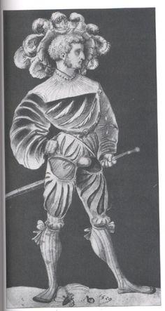 Reislaufer by Niklaus Manuel Deutsh, c.1529