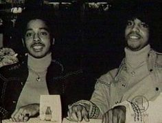 Morris Day and Prince