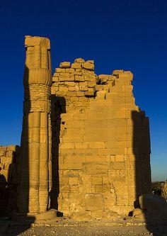 The Big Soleb Temple Built By Amenophis Iii, Soleb, Sudan | por Eric Lafforgue