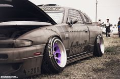 That One Nissan S14.. | Stance:Nation - Form  Function