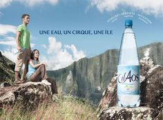 Afficher l'image d'origine Agua Mineral, Mineral Water, Google Images, Water Bottle, Photoshop, Drinks, French, Food, Minerals