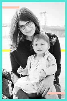 """30 Of New York's Coolest Moms Talk Raising Kids In The City #refinery29 http://www.refinery29.com/raising-kids-in-new-york-city#slide-10 Leigh Belz Ray, Executive Editor, Lucky Magazine""""I grew up in central New Jersey — super suburban. I've lived in the city since 2001, and I feel like it took about 10 years for me to get comfortable with New York as my home; thinking about navigating it with a baby was a whole new adventure. I remember I called my dad when I was about seven months pregnant…"""