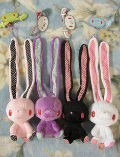 Gloomy Bear Rabbit (All Purpose Rabbit) Polka Dot Plush $12.00