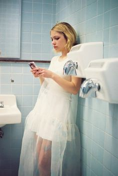 Tavi Gevinson by Petra Collins
