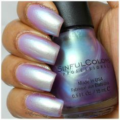 1000+ ideas about Sinful Colors on Pinterest | Galaxy Nails, Nails ...