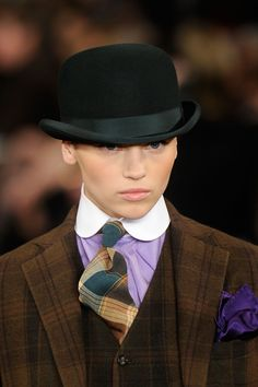 Fashion Tips for a Bowler Hat | LIVESTRONG.COM
