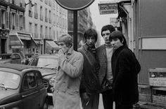 The Who - rue - Paris