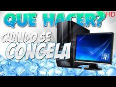Tutorial - Que Hacer CUANDO SE CONGELA LA PC - YouTube