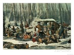 """Vintage 15"""" x 11.75"""" Currier and Ives Quality Print # 34, Suitable for Framing #Vintage"""