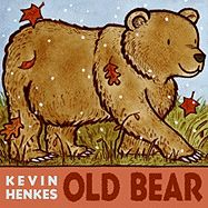 This is one of the loveliest picture books about spring ever written -- Old Bear, by Kevin Henkes.  Sweet, charming and so pretty!  Loved it in storytime today.