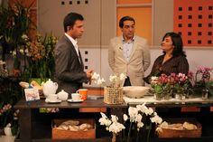 Participação no dia 08/10/13 sobre o tema Orquídeas.